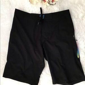 Op Flex 4-Way Stretch Board Shorts Size 32  (y3^